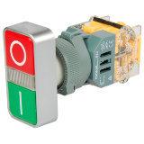 22mm I/O Commutateur à bouton poussoir mural standard Socket interrupteur des feux électriques