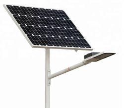 極度の明るい屋外ランプの高品質太陽LEDの街灯80W