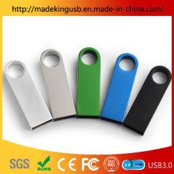 Memoria USB portatile Nuova unità flash USB in metallo per Regalo di affari