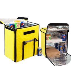 Подогреватель детского питания в рюкзак изолированный обед доставку продовольствия пицца мешок