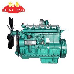 Il prezzo professionale 6-Cylinder di Schang-Hai va in automobile i motori diesel raffreddati ad acqua con il radiatore utilizzato per il gruppo elettrogeno diesel