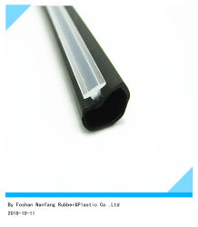 엄밀한과 Flexible PVC Coextrusion Profiles