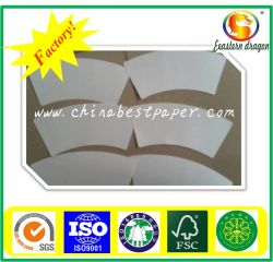 Pulpa virgen de la junta de papel recubierto de PE 230g para el empaquetado de alimentos