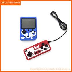 2020 la fábrica de nuevos productos de mano de la SUP TV Video Game FC mando a distancia de 8 bits Retro Mini portátil de 400 en 1 Control de la máquina 2 Player