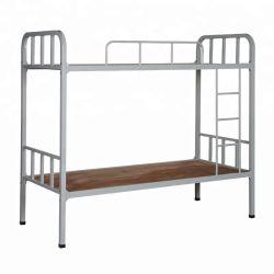 Dormitório da Escola de Design Moderno Ferro Double Decker Metal estrutura da cama