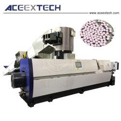 Pp.-PET Abfall-Plastikfilm, der Zeile granulierende Maschinen-beizende Zeile Pelletisierer aufbereitet