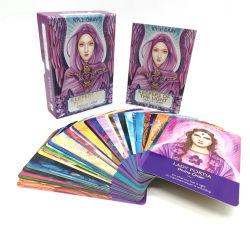 占いカードは高品質の魔法のカードの印刷のOracleのカードをカスタマイズした