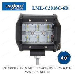 Novo C2018c-6D 4 Polegada 18W luzes LED CREE CREE Feixe Spot de lentes 6D para o veículo tractor de Automóveis