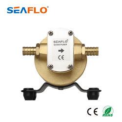 Basse pression 3.2gpm 12v Installation facile d'engrenage pour le transfert d'huile de pompe à eau