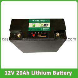 Batterie personnalisés 12V 20Ah batterie LiFePO4 12V pour chariot de golf