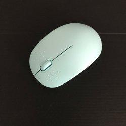 2.4GHzラップトップの卓上コンピュータのために適したUSBの受信機を持つ無線光学マウス