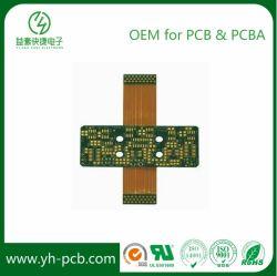 Haute qualité rigide personnalisée/Flex 1.0mm/1,5 mm/2,0 mm en aluminium/cuivre PCB
