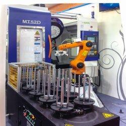 (MT52D-14T) Cnc-Präge- und bohrenwerkzeugmaschinen mit Mitsubishi-System für medizinische Industrie