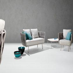 Elegantes Patio-Rattan-Weidenmöbel-Harz-im Freiensofa-Möbel