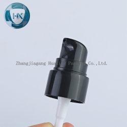 熱い販売は20 410黒いクリーム色ポンプ処置のクリームポンプ化粧品をカスタマイズした