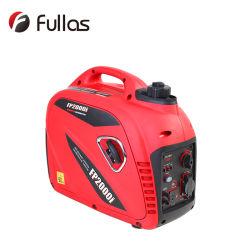 FP2000i 1600 W-nominaal 1800 W Max geluiddichte Super Silent Invereter Generator