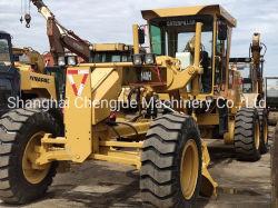 Использовать Cat 140H компания Caterpillar оригинала автогрейдеров фермы Грейдер