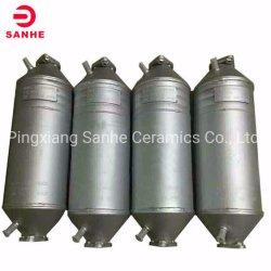 자동차 부속 기관자전차 부속품을%s 디젤 엔진 미립자 필터 촉매 컨버터