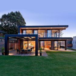 Camere prefabbricate chiare standard del blocco per grafici d'acciaio di EU/USA/Nz/Australia