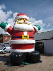 De reuze Opblaasbare Verkoop van de Kerstman van Kerstmis van de Producten van de Reclame (Cs-002)