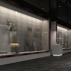 36W Verlichting van de van de Achtergrond reclame van het Museum van de Lamp van de LEIDENE Was van de Muur het Binnen BinnenAluminium van het Hoogtepunt van de Muur Lokale Geen Donker Gebied