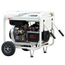 Het beste verkoopt 186f de Generator van het Lassen van de Macht van de 1.8kVADieselmotor