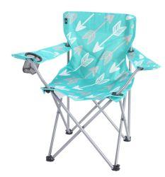屋外のキャンプ浜によって折られる椅子小さいサイズ