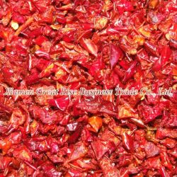 Liofilizado picante pimentón rojo Receta de Cocina