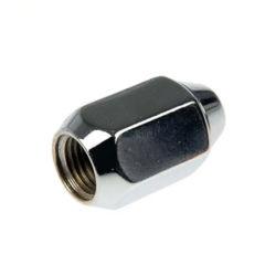 アルミニウムM12X1.5は車の車輪ロックのラグナットをくだらない着色した