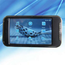 "3.0 "" Spieler 16GB des Screen-MP5 maximal (SF-MP215C)"