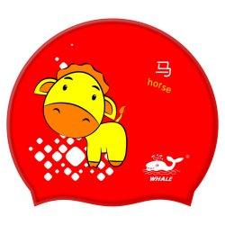 Logo personnalisé enfants colorés le Cartoon bonnet de bain