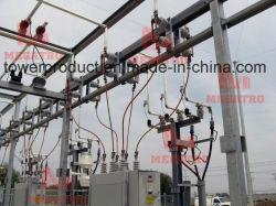 Gantries Megatro 138 кв, подстанции и поддерживает (MGP-SG138)