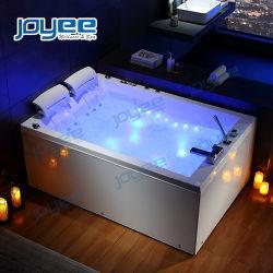 استرخِ في شلال الرقبة مع حوض استحمام مغطس تدليك مائي لشخص واحد لوحة التحكم الخاصة بـ Jetets