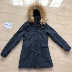 2020 nouveau style de la mode hiver chaud Lady Parka Coat Veste Fausse Fourrure à capuchon