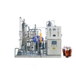 2000lph boisson gazeuse de CO2 de la préparation du système de mélange