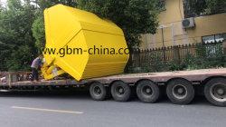 GBM تحميل وتفريغ رافعة الشحن الهيدروليكية الكهربائية Crawgo الإمساك