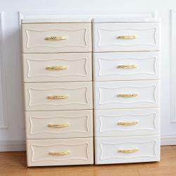 European-Style шкафы для хранения Multi-Layer пластиковые шкафы классификация пола шкафы для хранения ящик