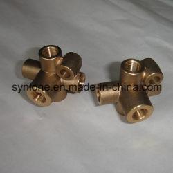 OEM-Чертеж конструкции латунной или медной литья механических деталей