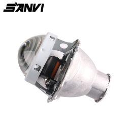 Sanvi 3인치 하이 로우 빔 Bi Xenon 프로젝터 렌즈 헤드라이트 H7 제논 HID 헤드라이트 전구 자동 조명 레트로핏 키트