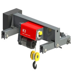 Fil de haute qualité3104 Dydk palan à câble Type européen de l'équipement de levage électrique