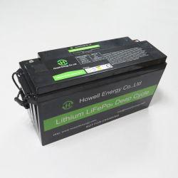 Solar Energy蓄電池のパック李イオンリチウムイオン100ah 120ah 150ah 200ah 300ah LiFePO4 12V