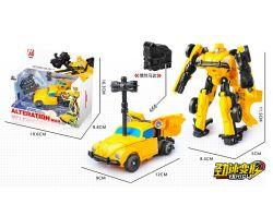 تحويل جملة سيارة لعبة السيارات الروبوت لعبة هدية صبي لعبة ل الأطفال