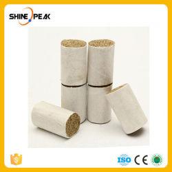 2.5cm x 1.5cmの54PCS/Lot Beekeepingのツールの蜂のはちの巣の喫煙者の中国の薬効があるハーブの煙の蜂蜜の農産物の固体燃料装置