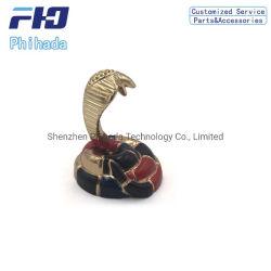 주문 아연 합금은 주물 금속 기술 선물 뱀 장신구를 정지한다
