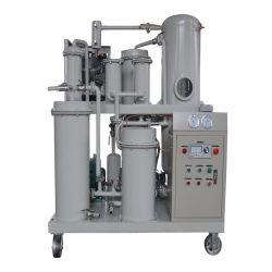 Huile de graissage de dépression de recyclage des machines de filtration d'huile hydraulique de la machine Machine de traitement de l'huile