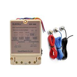 EDF-96A 플로트 스위치 워터 자동 레벨 컨트롤러 5A 220V 액체 레벨 감지 센서 워터 펌프 컨트롤러 + 2m 센서
