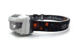 Sensor de movimiento de los faros LED recargable USB para el exterior
