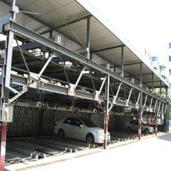 Сегменте панельного домостроения металлический гараж автомобилей стали структуры здания из сборных конструкций