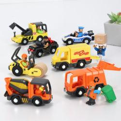 جديدة تصميم [أبس] بيئيّ بلاستيكيّة عربة سيّارة لعب لأنّ جديات سيارة [بوليس كر]