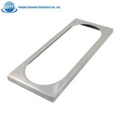 Feuille de métal en acier inoxydable OEM pour la découpe laser